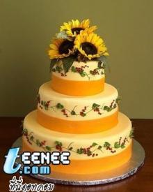 เค้ก แต่งงานสวย ๆ ทั้งนั้น