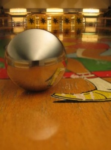 Pinball, From the Ball's Perspective