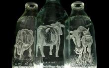 ศิลปะบนขวดแก้ว