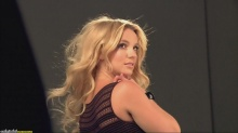 Britney Spears in For The Record