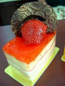 เค้ก + ไอศครีม น่ากิ๊นนน น่ากิน