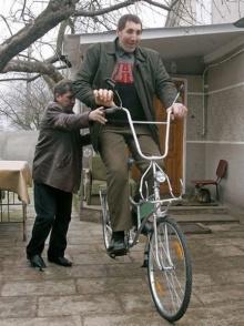 //Tallest Man's Bike//