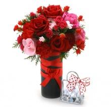 .. เอาดอกไม้มาส่งค่า .. 2 =^.^=