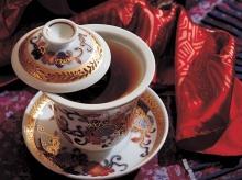 จิบน้ำชากันค่ะ .•°•.° (o^.^o)