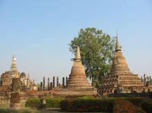 เมืองเก่าของไทย 2