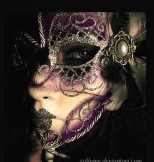 หน้ากากแฟนซี...สวยจัง!!