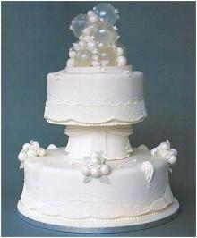 เค้กแต่งงานสุดอลังการ (อีกครั้ง)