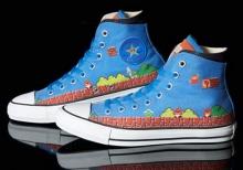 รองเท้า Super Mario Chuck Taylor All-Stars series