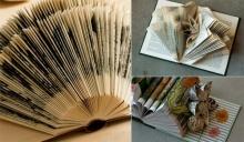 ศิลปะสวยจากหนังสือ