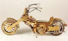 ซากนาฬิกา ถูกนำมาสร้างเป็น รถ