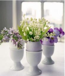 จัดแจกันดอกไม้เก๋ๆ