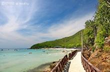 เกาะล้าน พัทยา สีสันแห่งทะเลอ่าวไทย