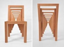 Inception Chair เก้าอี้ซ้อนเก้าอี้