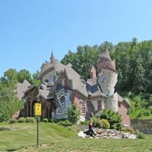บ้านรูปทรงแปลกๆแบบนี้ก็มีด้วย