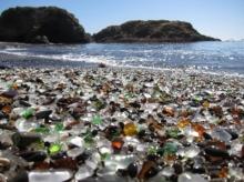 ชายหาดที่แปลกและสวยที่สุด!