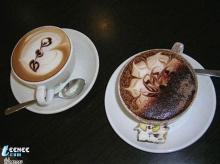 แต่งหน้าให้กาแฟ2