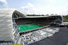 Lego Football Ground