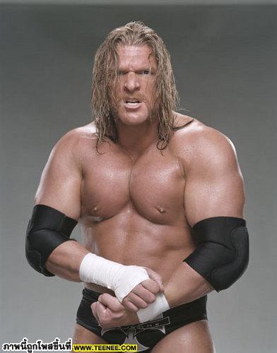 Triple H Is Gay - Skinny Nude Women