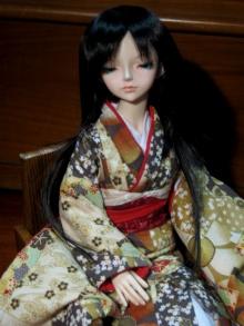 Dollfie in Kimono