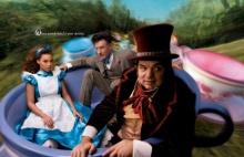 เมื่อดาราฮอลลีวู้ดมาอยู่ในนิยาย Disney