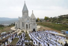 ~~~Wedding of 700 Couples in Artsakh ...การสมรสของ 700 คู่ใน Artsakh ~~~