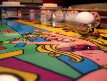 Pinball, From the Ball's Perspective (2)