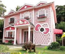 สวยสุดๆ บ้านคิดตี้