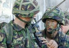 อาวุธและปฏิบัติการปราบปรามของทหารไทย