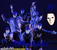 ทีมนักเต้น จาก america best dance crew