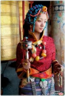 ๏~* Tibet Girl *~๏