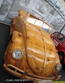 มาดู รถไม้ สุดเท่ห์ ภาค 2