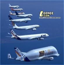 เหินฟ้า ประชันโฉม เครื่องบินโดยสาร รุ่นต่างๆ