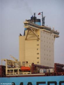 เรือเดินสินค้าที่ใหญ่ที่สุดในโลก...