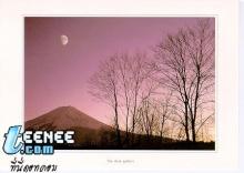 ภูเขาไฟฟูจิ สวย สวย