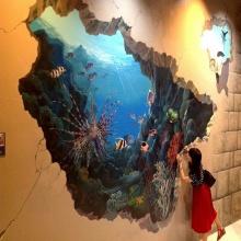 แจ่ม! Art in Paradise พิพิธภัณฑ์ภาพวาด 3 มิติ พัทยา !!