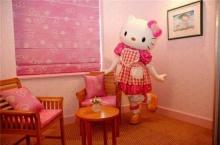 โรงแรม Kitty ที่ไต้หวัน