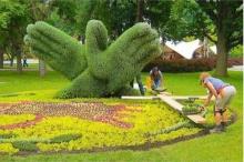 สดชื่นกับสวนสวยๆหลากสีสัน