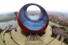 สถาปัตยกรรมสุดพิลึกในประเทศจีน