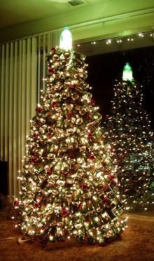 ~ ต้นคริสต์มาสกระป๋อง ~