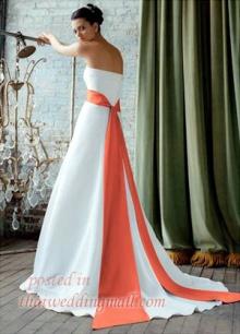 อีกหนึ่งทางเลือก ของชุดแต่งงาน!!