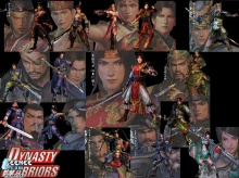 Wallpaper จากเกม Dynasty Warriors
