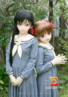 Japanese Student Dolls