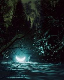 พระจันทร์ส่วนตัว (ของคุณ..!!)