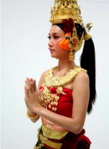 ดาราแต่งชุดไทยในละคร