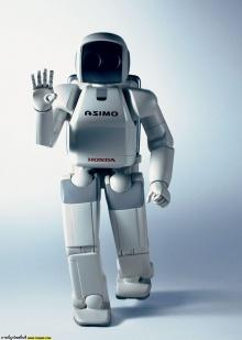 วิวัฒนการของ ASIMO
