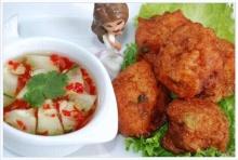 อาหารว่างแบบไทย ๆ