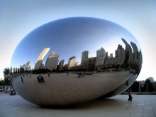 **Cloud Gate **