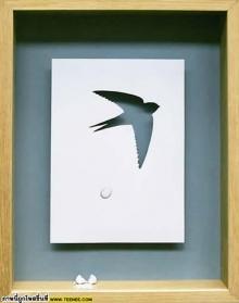 มาดูงาน Art จากกระดาษ กันจ้า