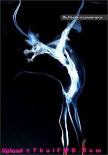 ศิลปะจากควันบุหรี่