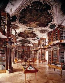รวมภาพห้องสมุดสวยๆ ความงามระดับโลก